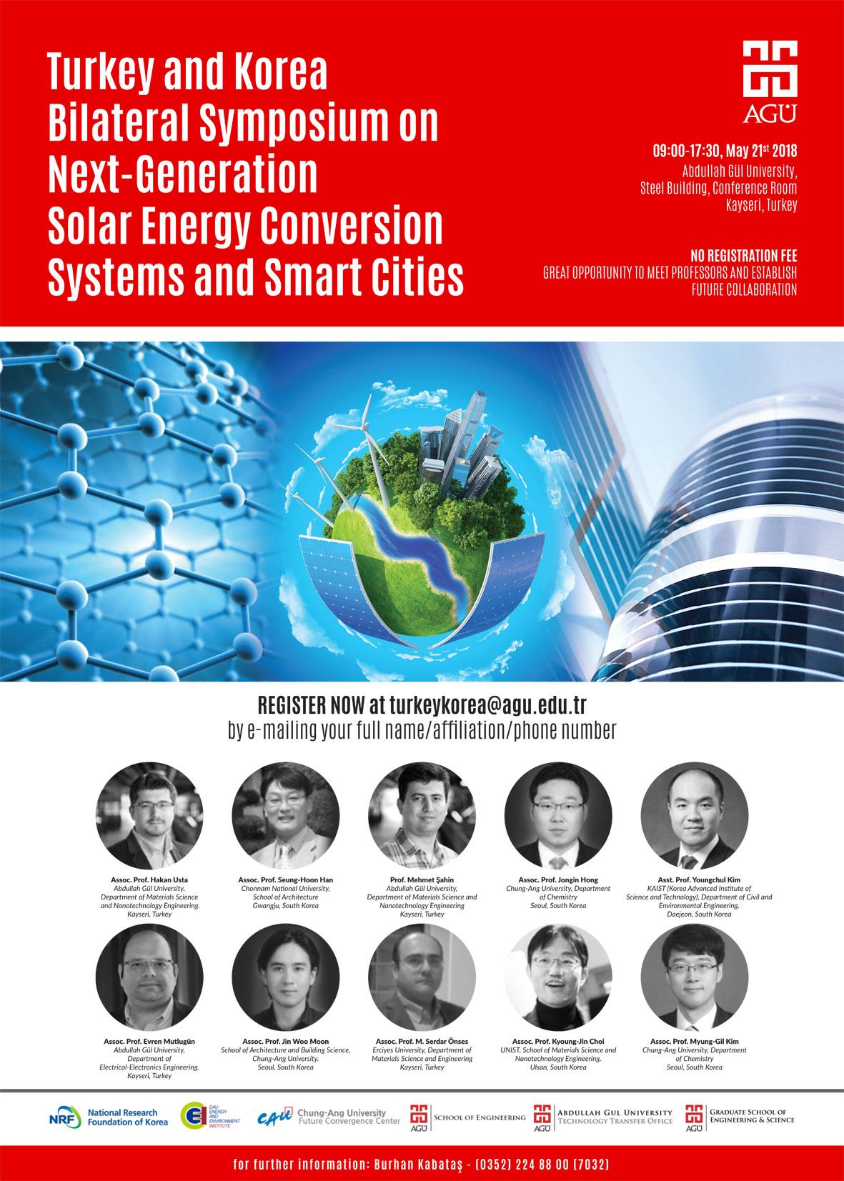 Turkey&Korea Bilateral Symposium