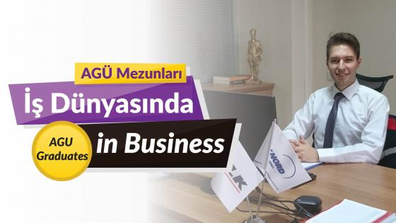 AGÜ Mezunlaru İş Dünyasında, Agu Graduates in the Business World, Alper Çeşmeliler, AGU Alumni, Mechanical Engineering, ELK Motor