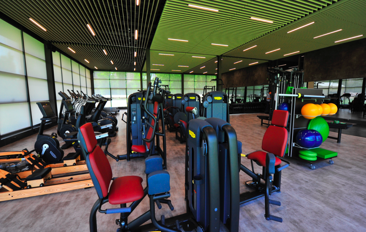 Abdullah Gül University, AGU, Sports, on-campus, Fitness Center