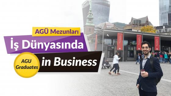 AGÜ Mezunlaru İş Dünyasında, Agu Graduates in the Business World, Halil Bilgin, AGU Alumni, Computer Engineering, Revolut