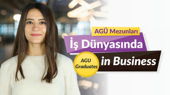 AGÜ Mezunlaru İş Dünyasında, Agu Graduates in the Business World, Lütfiye Aykaç, AGU Alumni, Industrial Engineering, Clariba