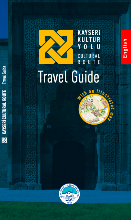 Abdullah Gül University, Kayseri, Turkey, map, tourism, guide, cultural, route, tour