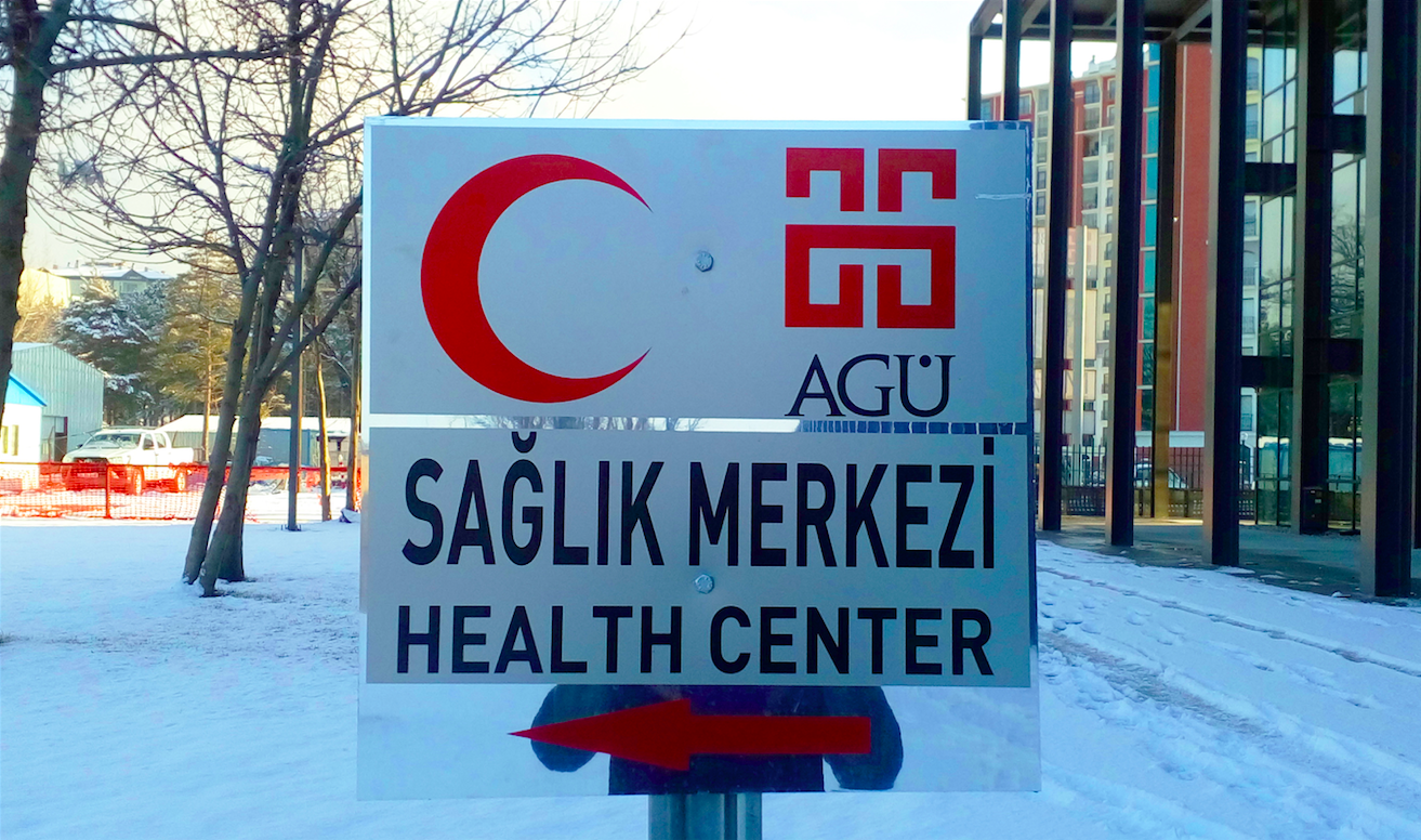 Abdullah Gül University, health, nurse, on-campus, doctor