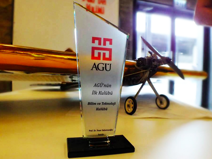 Abdullah Gül University, AGU, students, club, fest, 2015, awards