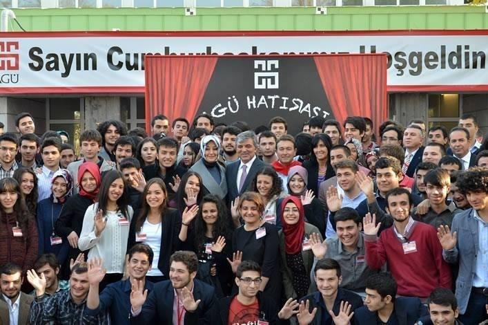 11. Cumhurbaşkanı Gül, AGÜ'nün Akademik Yıl Açılışına Katılacak...