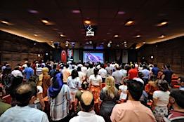 AGÜ'de 15 Temmuz Demokrasi ve Milli Birlik Günü Programı...