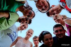 AGÜ'de Uluslararası Gençlik Günü Etkinliği...