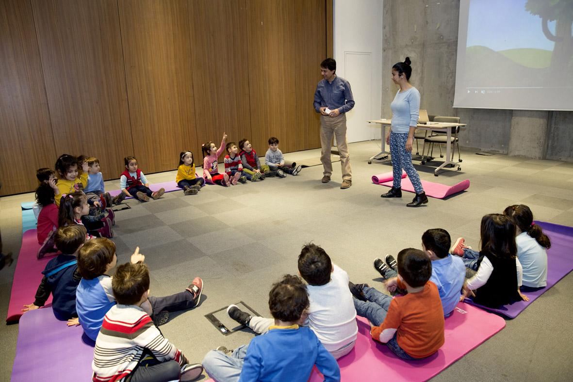 AGÜ Çocuk Girişimcilik Atölyesi Yeniden Başlıyor...