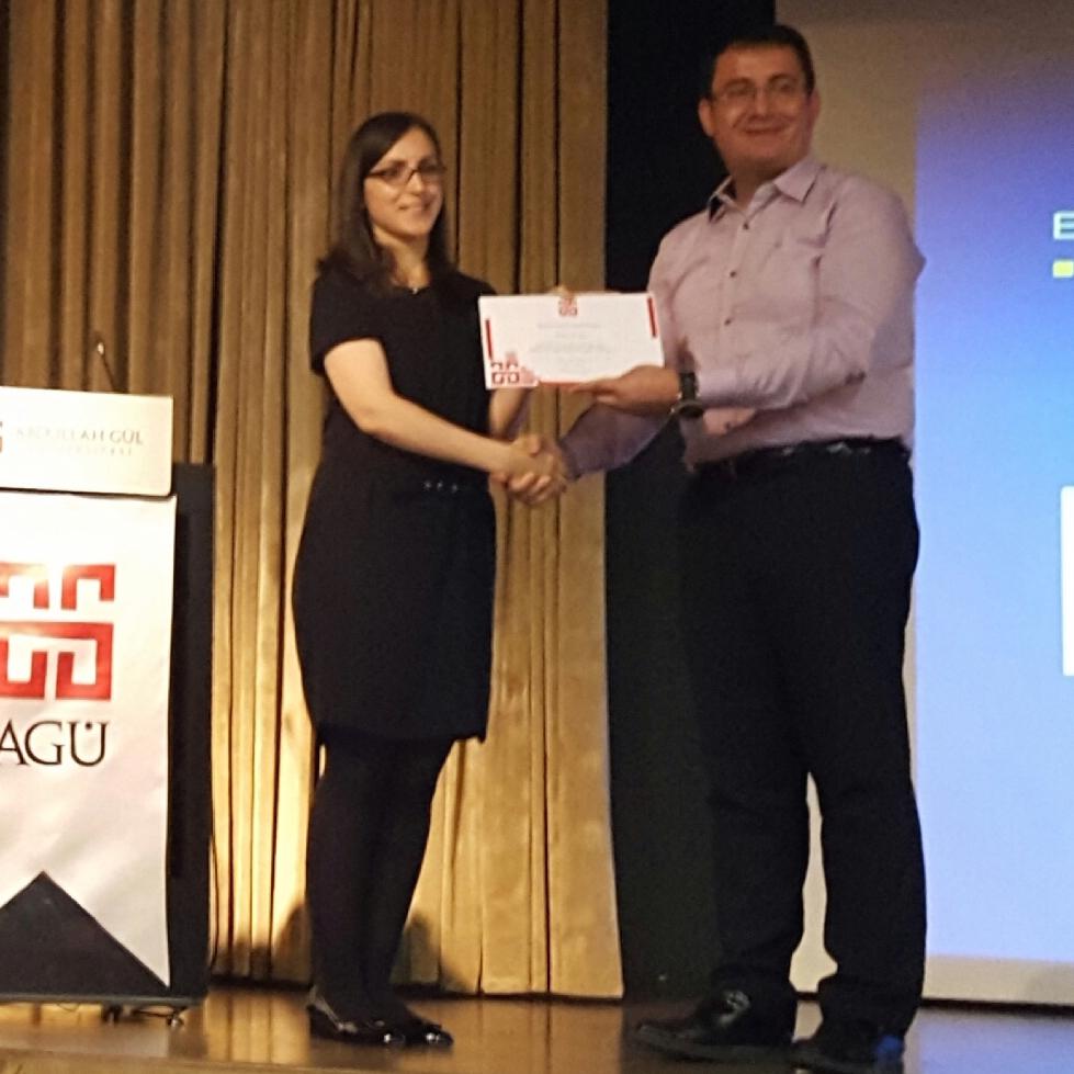 Erciyes Üniversitesi'nden Doç.Dr. Hamiyet Ünal, AGÜ'de...