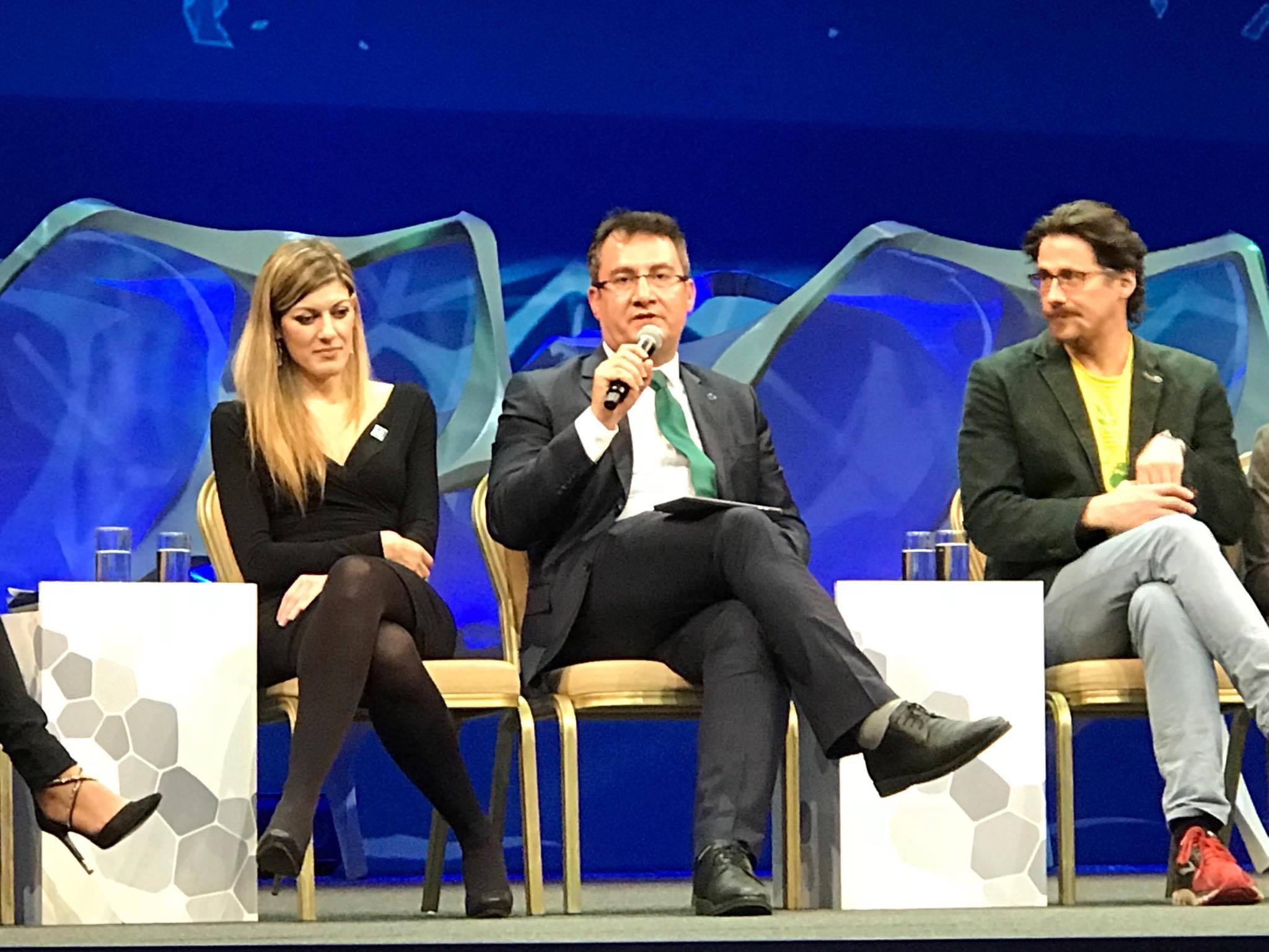 Dünya Bilim Forumu 2017...