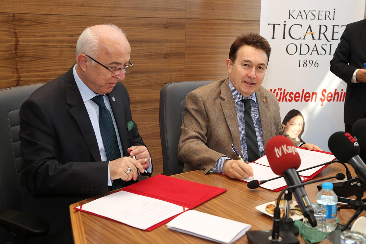 AGÜ Öğrencilerine KTO'dan Kariyer Danışmanlığı...