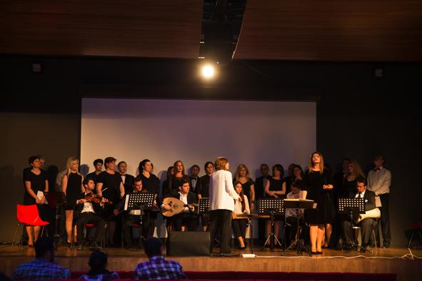 AGÜ Türk Müziği Topluluğu'ndan II. Bahar Konseri...