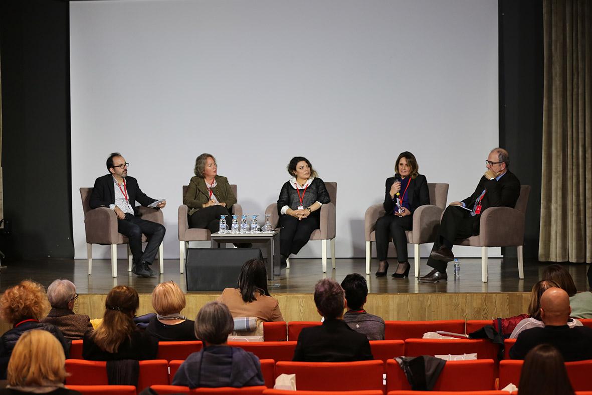Mimarlık Bölüm Başkanları İletişim Grubu (MOBBİG) Toplantısı...