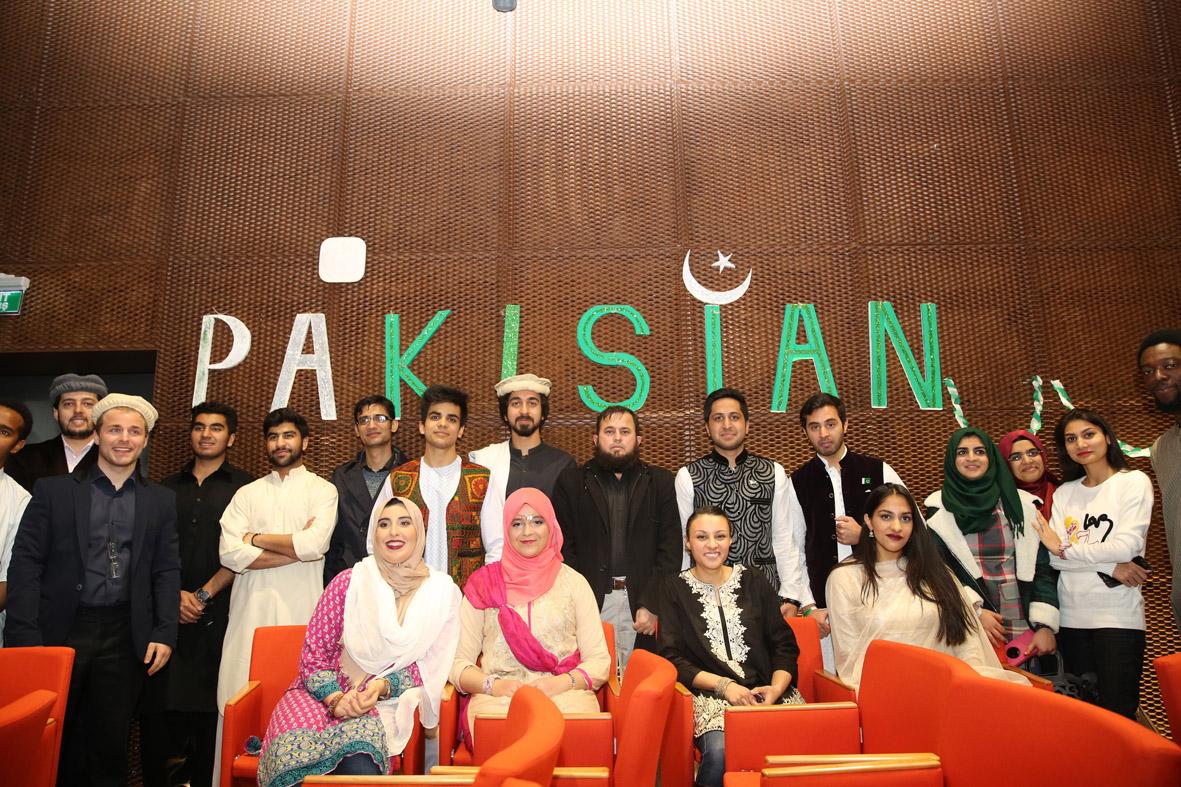 AGÜ'de Pakistan Günü...