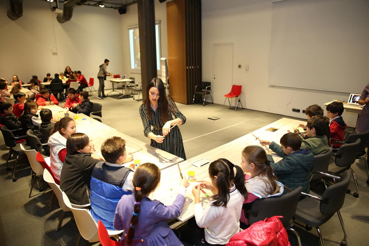 AGÜ Kütüphanesi'nden İlk, Orta ve Lise Öğrencilerine Destek...