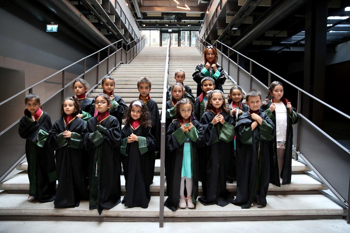 AGÜ Çocuk Üniversitesi'nden Çocuk Hakları ve Hukuk Atölyesi...