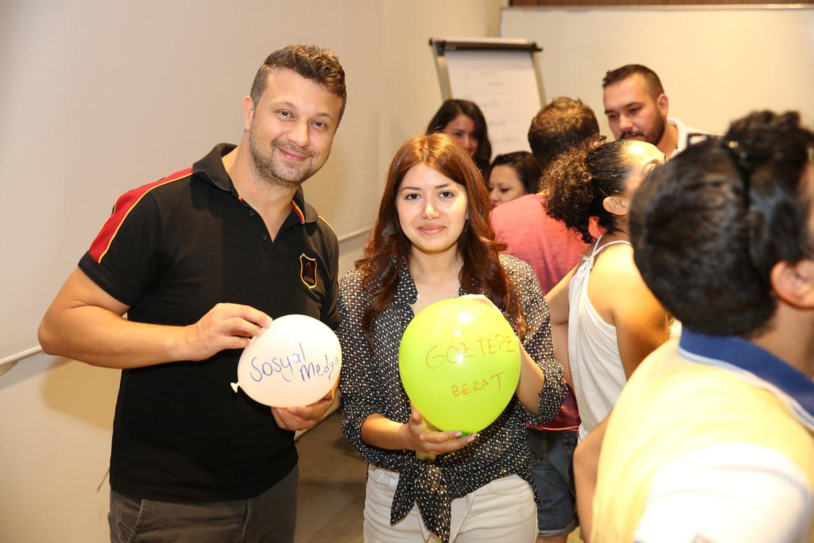 """Genç Girişimciliğini Desteklemek için """"İş'te Gençlik"""" Projesi..."""