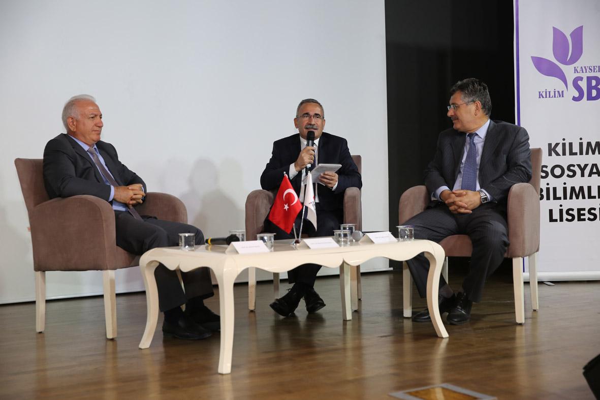 1. Ulusal Türk Dili ve Edebiyatı Bilgi Şöleni...