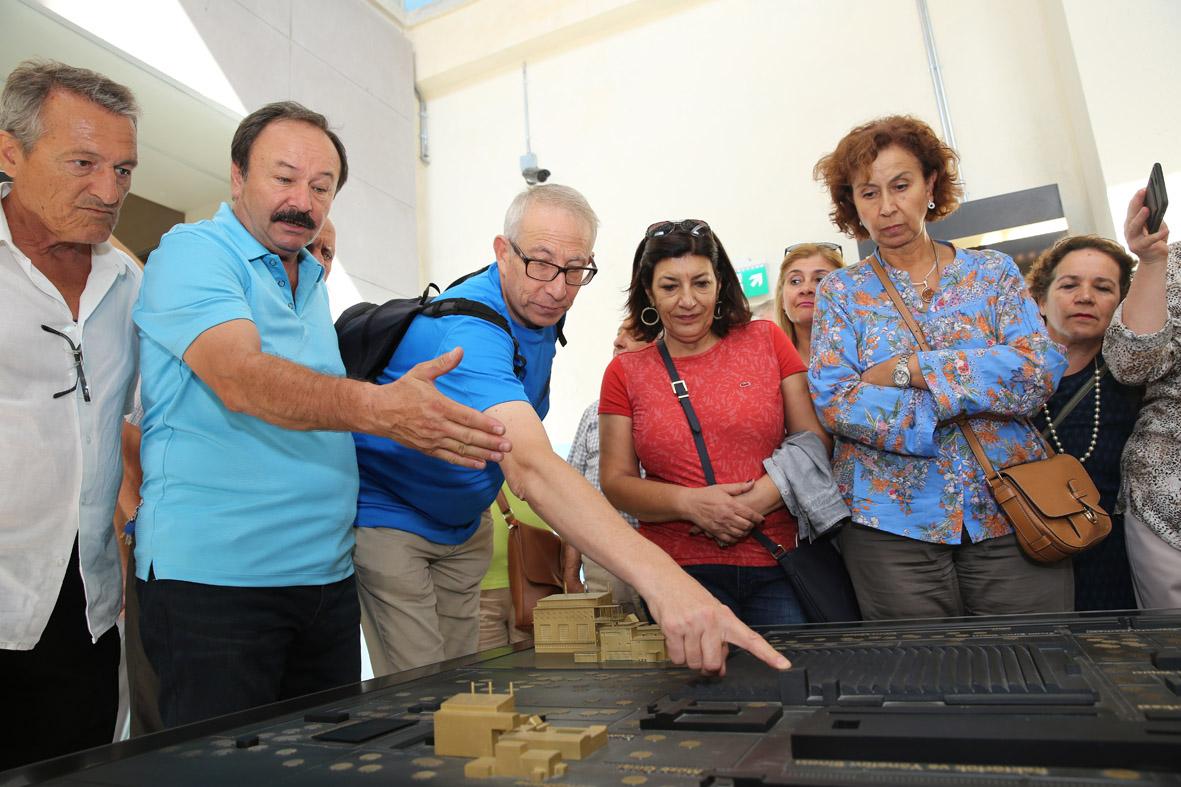 AGÜ'de Sümerbank Bez Fabrikası Çalışanları Buluşması...