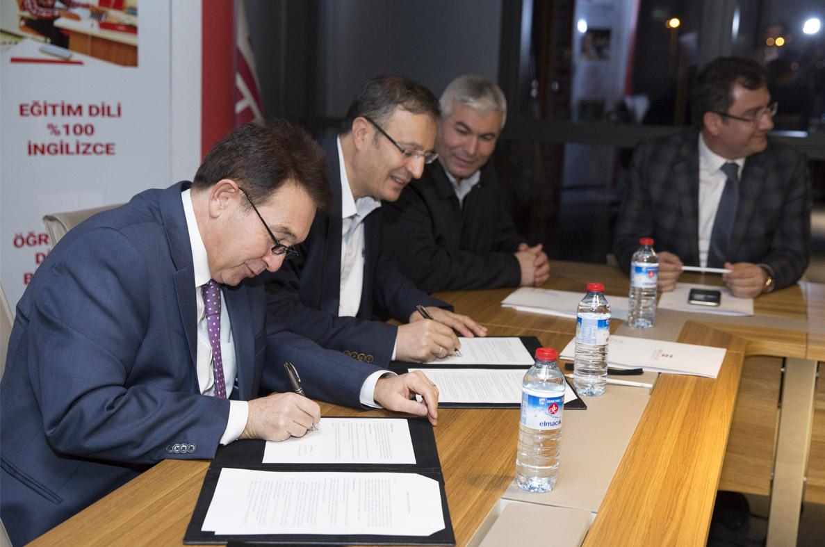 AGÜ ile Hasçelik Kablo Sanayi ve Ticaret A.Ş. Arasında İşbirliği...