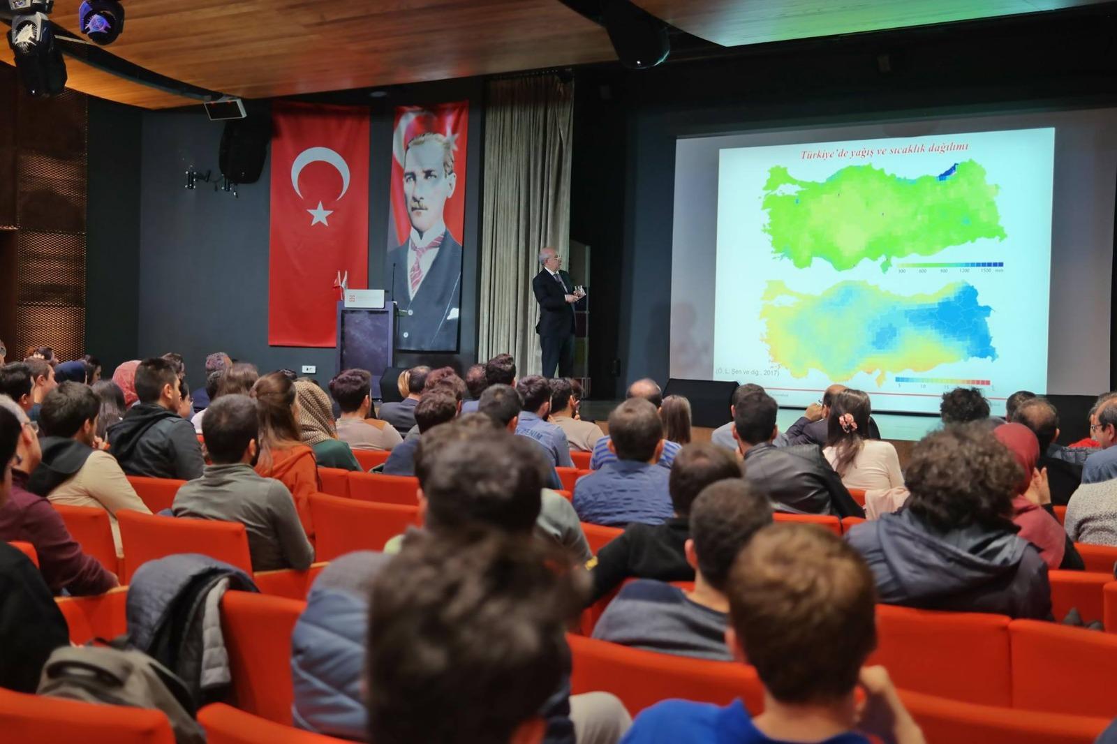 AGÜ Talks Söyleşileri -Küresel Hedefler Serileri-Prof. Dr. Mehmet Karaca