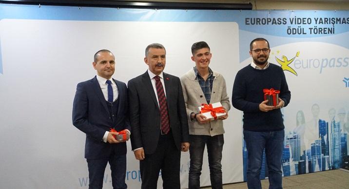 Europass Video Yarışması