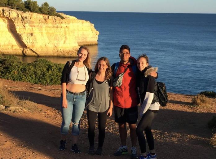 Portekiz'de AGH Gönüllümüz