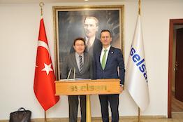 Rektör Sabuncuoğlu'ndan Aselsan'a Ziyaret...