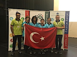 Avrupa Genç Bilgisayar Olimpiyatı (EJOI)...
