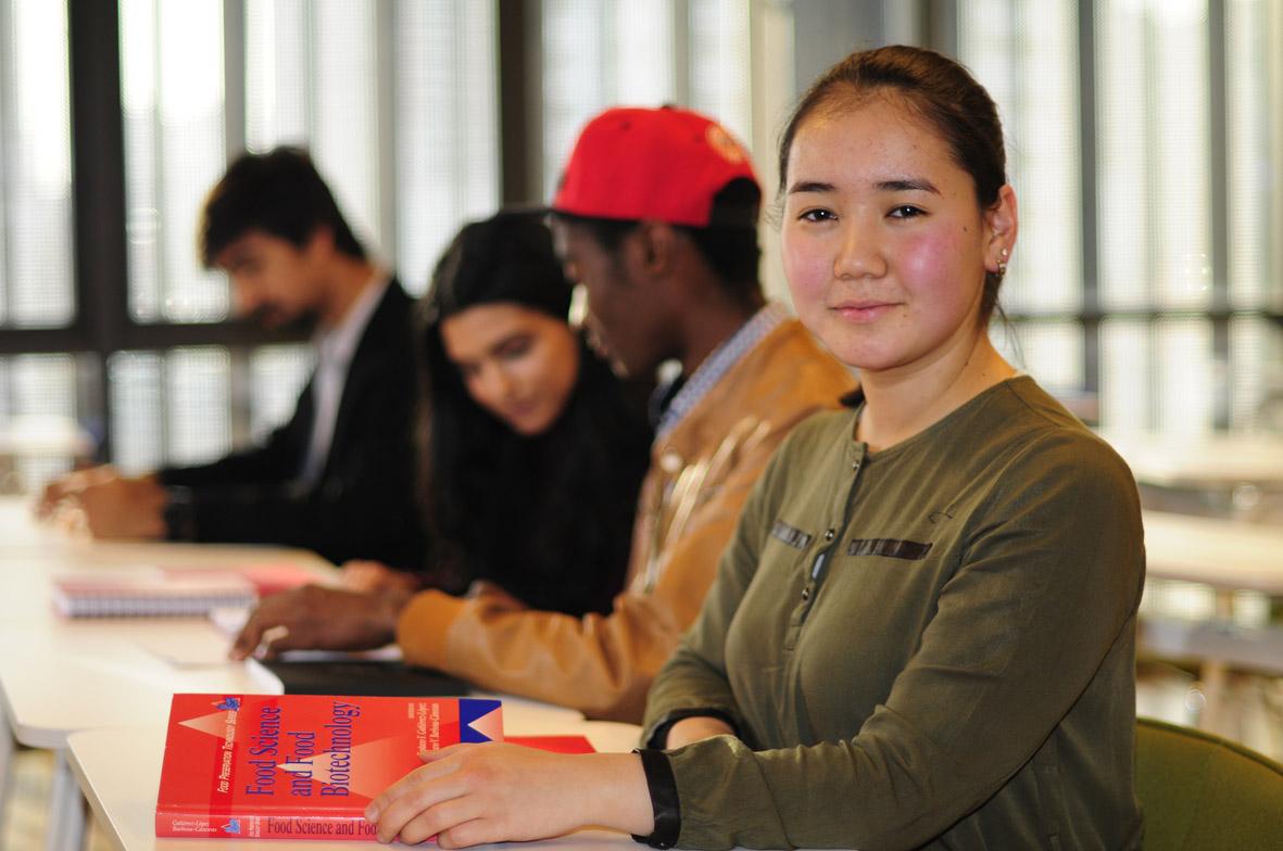 AGÜ'ye Uluslararası Öğrenci İlgisi...