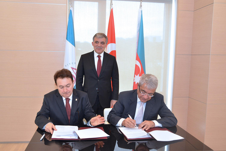 AGÜ-Azerbaycan Üniversiteleri İşbirliği...