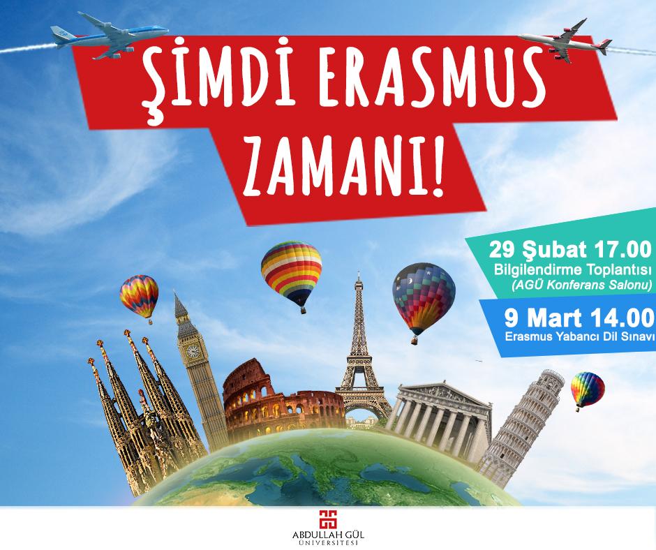 Erasmus Dil Sınavı Hakkında Bilgi