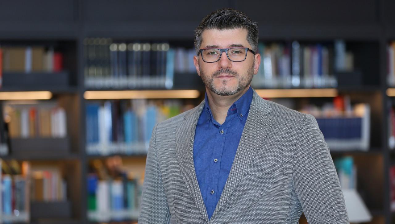 Prof. Dr. Hakan Usta'ya 2020 Yılı TÜBİTAK Ödülü