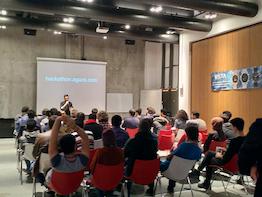AGÜ'de Mobil Hackathon Yarışması...
