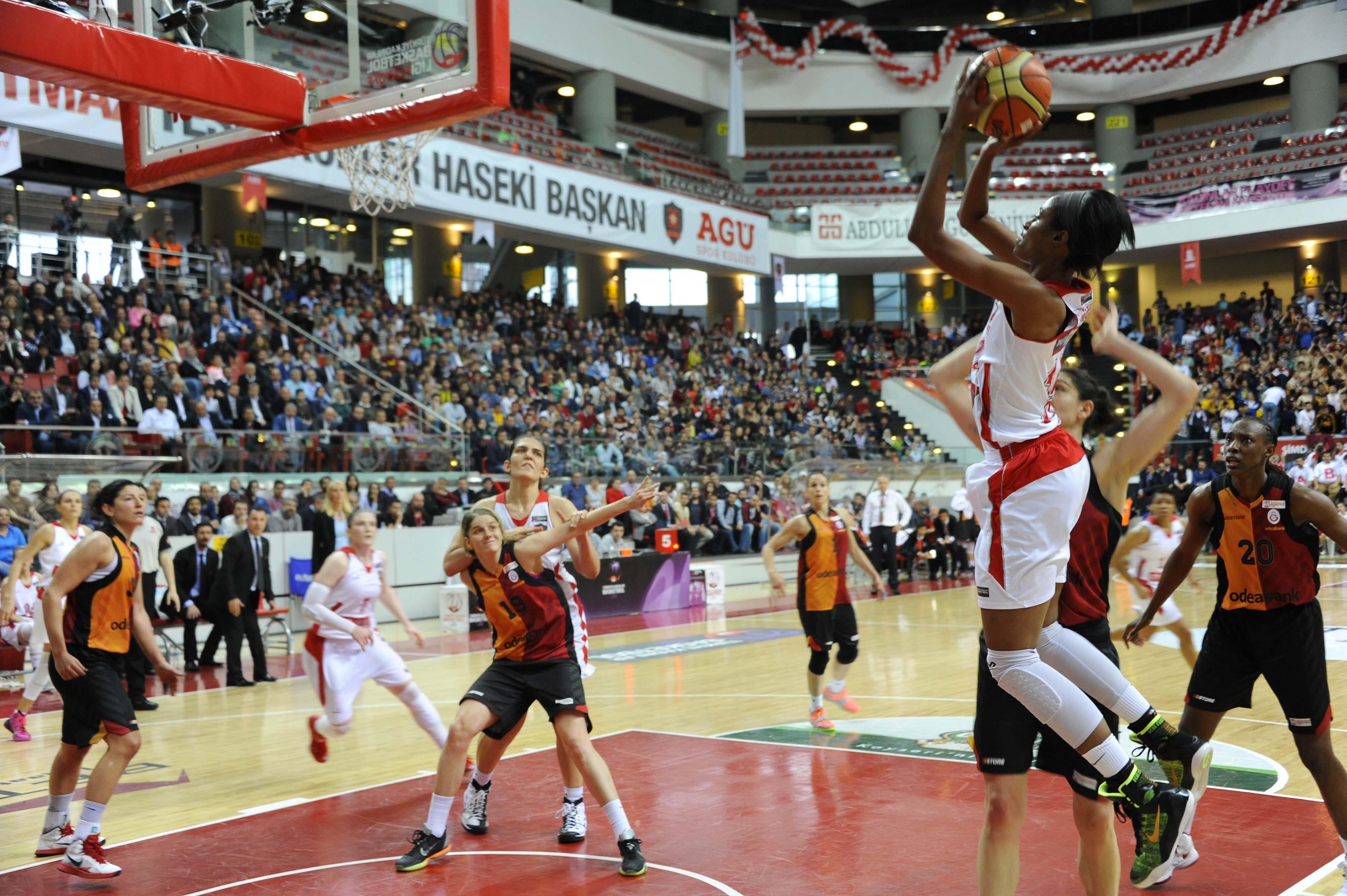 AGÜ Spor Lig 2'ncisi...