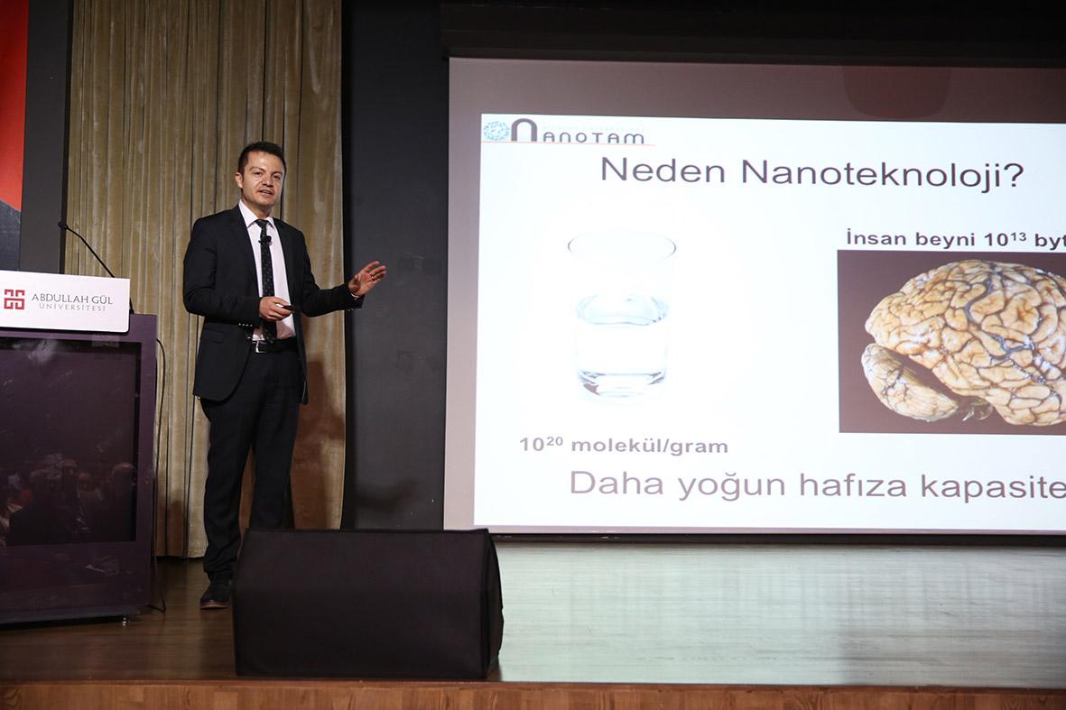 AGÜ Talks Söyleşileri...