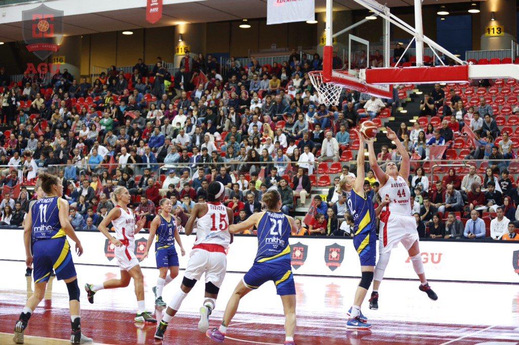 AGÜ Spor'dan Avrupa'da 2'de 2...