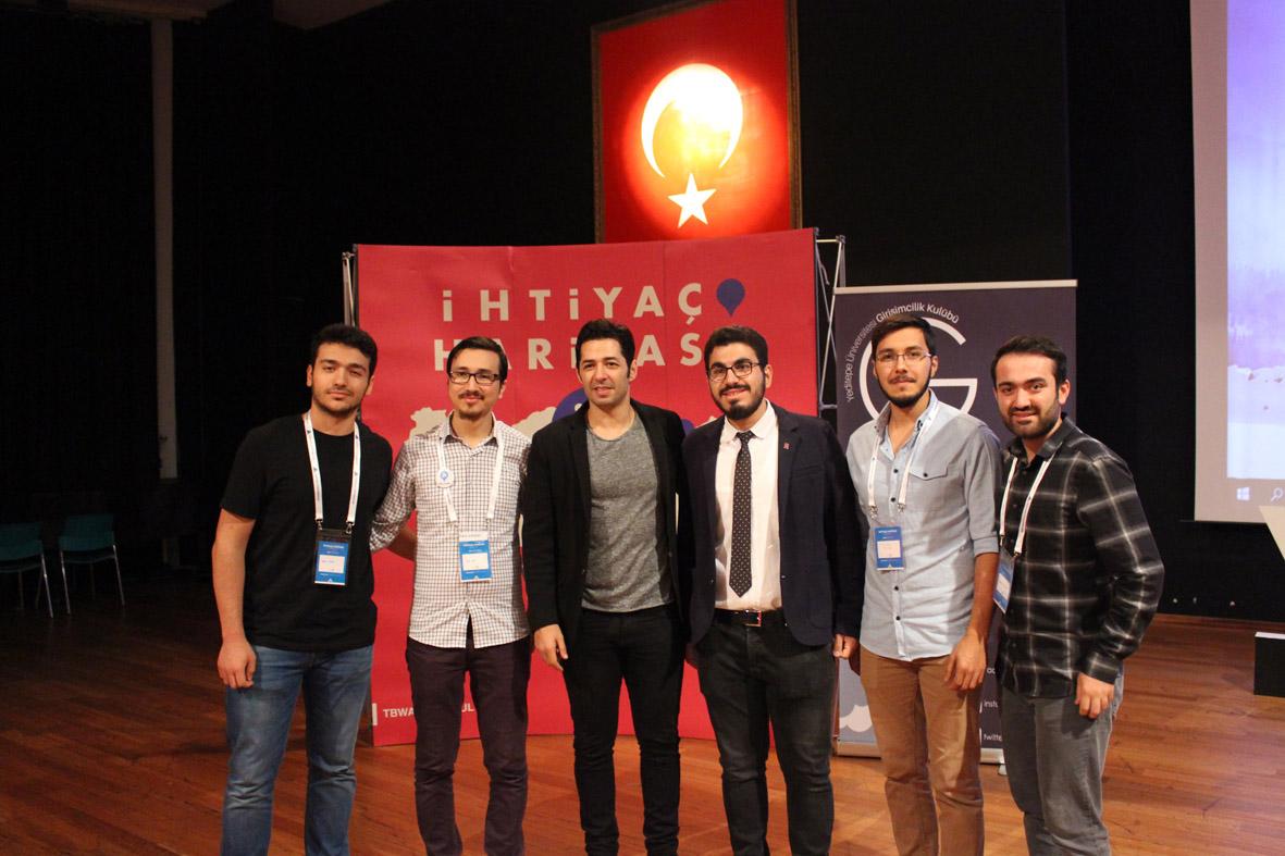 Idea Camp Kulübü, İstanbul'da İhtiyaç Haritası Zirvesine Katıldı...