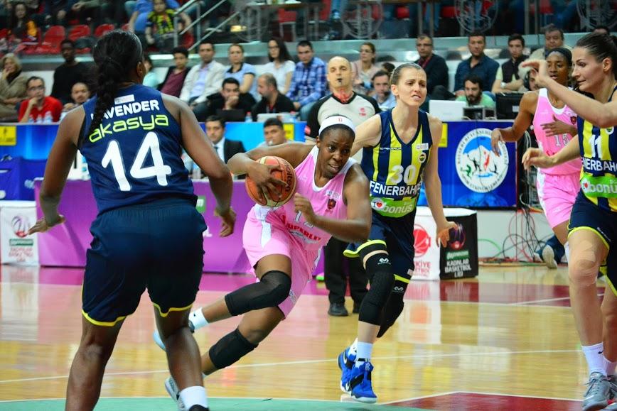 AGÜ Spor'dan Fenerbahçe'ye 13 Fark...