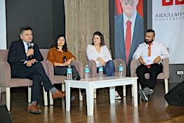 AGÜ'de Lösemili Çocuklar İçin Anlamlı Panel...