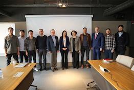 AGÜ-FNSS Sanayi Odaklı Lisans Bitirme Projesi...