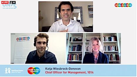 Küresel İş Birliği Girişimi GSI'dan Uluslararası Panel