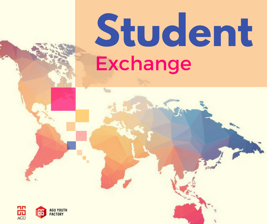 The applications for Student Exchanges are open now!
