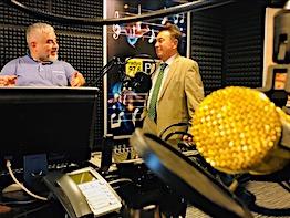 Rektör Sabuncuoğlu TV Kayseri Ekranlarında…