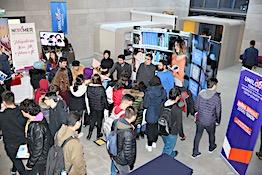 AGÜ'de Üniversite Tanıtım ve Tercih Günleri
