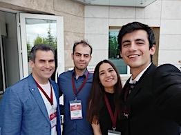 Endüstri Mühendisliği Lisans Öğrencileri YA/EM 2019'da Yarıştı...