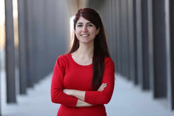 Araştırma Görevlisi Kiraz'a, Uluslararası Sağlık Güvenliği Üyelik Ödülü...