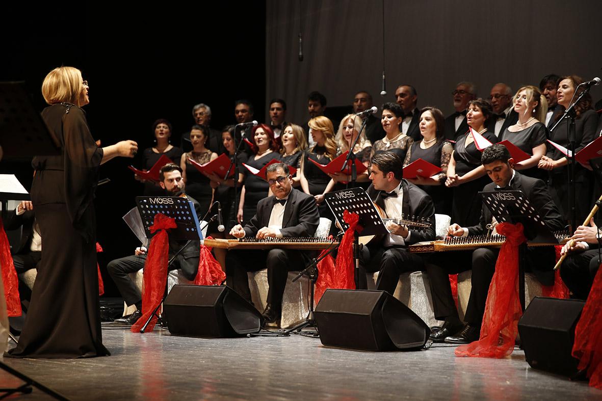AGÜ Müzik Topluluğu'ndan Yeni Yıl Konseri...