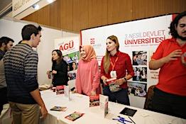 AGÜ, Tercih Fuarlarında Üniversite Adaylarıyla Buluşacak...