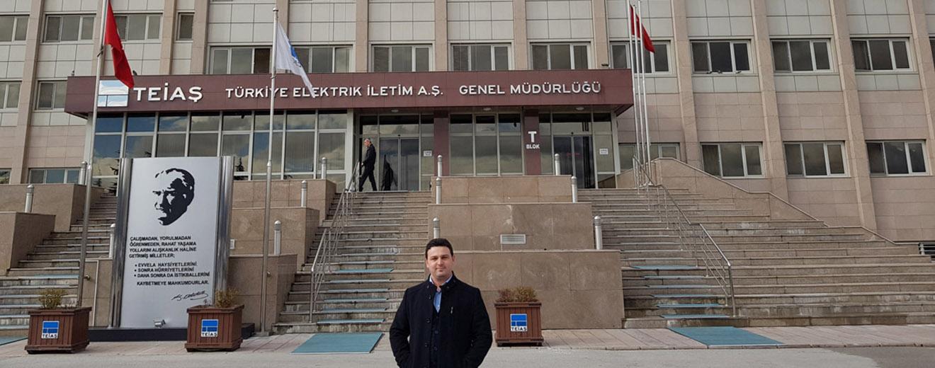 Müdür Yardımcımız Doç. Dr. Önen TEİAŞ Akademik Danışma Komisyonuna Seçildi...